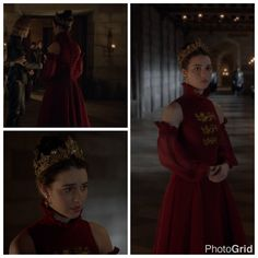 Mary's English Coat of Arms (without cloak) 1x22: Slaughter of Innocence