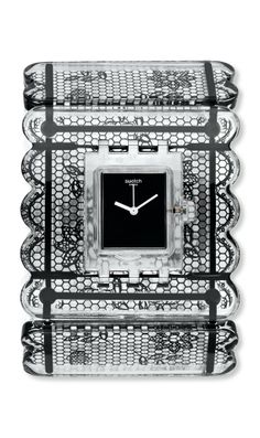 Swatch® US - NIGHT LACE - SUBK153B