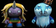 Custom Adventure Time Munnys by Artymind