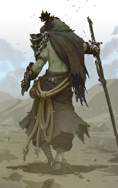 League of Legends, Concept Art, Yasuo, Trevor Claxton