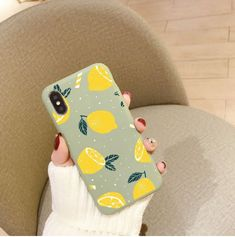TPU iphone Phone Shell Avocado Fruit Pattern - Electronics for Emery - Girly Phone Cases, Iphone Phone Cases, Phone Covers, Iphone 7, Free Iphone, Diy Phone Case Design, Fruit Pattern, Cute Cases, Coque Iphone