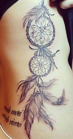 Tatuaż dreamcatcher - łapacz snów. Hot trend w tatuażu - Strona 3