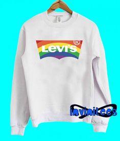 8c5b19d1d72fb1 Levi s Pride Logo Sweatshirt Levis