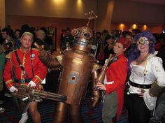 50 awesome cosplay pics from Dragon Con 2013 | Blastr