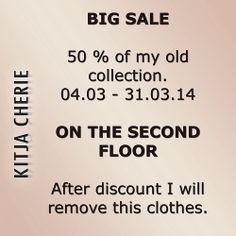 KITJA CHERIE Big SALE | Flickr - Photo Sharing!