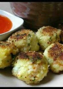 Recette de Boulettes de crevettes thaï