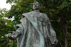 Gustav in his hands... In der Hand von Kaiser Karl I