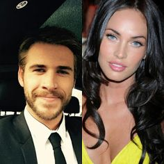 famedeerockblog: Liam Hemsworth and Megan Fox :Love After Heart Bre...