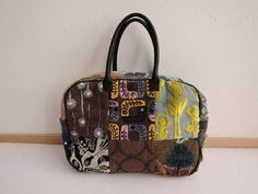Patchwork Patterns, Patchwork Bags, Gypsy Style, My Style, Gypsy Fashion, Fabric Bags, Textiles, Michael Kors, Quilts