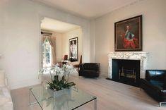Washed Oak   Element 7 Wide Plank Flooring, Engineered Wood Floors, Oak Flooring, Underfloor Heating Systems, Minimalist Chic, Living Room Flooring, Beautiful Interiors, Gallery, House