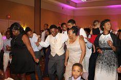 The Woodard Wedding August 2014 Wyndham Hotel Ballroom Peachtree City, GA Wedding DJ