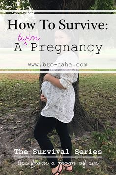 All of my pregnancies had their ups and downs, but my twin pregnancy was definitely the most intense. I found out I was pregnant extremely early on – 3 weeks in – and I was already feel…