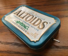 Altoids' Noise Maker