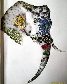 Elephant work in progress