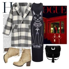 A fashion look from October 2017 featuring comic book, checked coat and steve madden boots. Browse and shop related looks. Steve Madden Boots, Check Coat, Coat Dress, Fashion Looks, Polyvore, Shopping, Dresses, Gowns, Coatdress