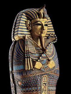 King Tut: Proof that what you're wearing is always important.