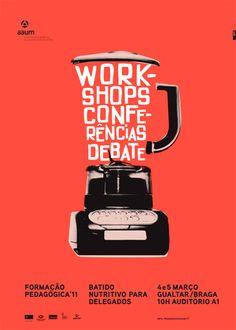 workshops cartaz