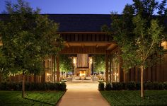 My Birthday Wish: A Wine Country Getaway (La Dolce Vita) Modern Barn, Modern Farmhouse, Cabana, Outdoor Rooms, Outdoor Living, Kenwood Inn And Spa, Exterior, Wine Country, Beautiful Homes