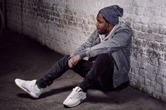Esse é Kendrick Lamar com o novo Classic Leather - clica pra ver mais de perto!