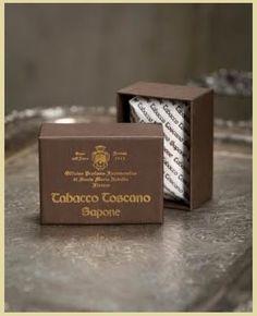 Santa Maria Novella Tobacco Toscano Soap
