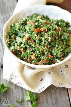 Tabouleh | The Little Pine