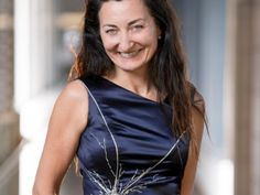 One Nobel Recipient Accepted Her Prize Wearing A Gown Covered In Neurons That She Discovered - May-Britt Moser is a pioneer in researching the spatial reasoning powers of the human brain, particularly related to memory; it's her work in identifying the grid cells that make up the brain's positioning system that won her the 2014 prize for Physiology and Medicine