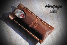 """My """"VICTORINOX ALOX 95"""". A true Swiss Army Knife from 1995 Limited Edition made for Swiss Army' soldiers. """"SONIUM LEATHER"""" special leather pouch handmade for this special Knife. Design for Generations. SONIUM LEATHER Proudly handmade in Portugal Connecting Generations"""