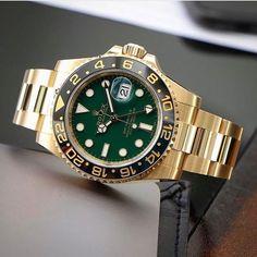 Rolex GMT Gold