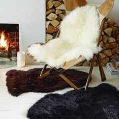 Large Sheepskins - View All Home Accessories - Home Accessories