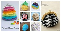 Coins could be very helpful in certain situations. Here are some Crocheted Coin Purse Free Patterns to help make special and beautiful purses to keep coins.