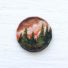 Canadian Penny, Landscape Paintings, My Arts, Pennies, Sunset, Artist, Instagram, Artists, Landscape