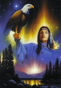 Wolves and Native American Indians Native American Girls, Native American Wisdom, Native American Pictures, Native American Artwork, Native American Beauty, American Indian Art, Native American History, American Indians, Eagle Pictures