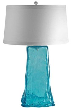 Wave Table Lamp - Table Lamps - Lighting - Home Decor | HomeDecorators.com