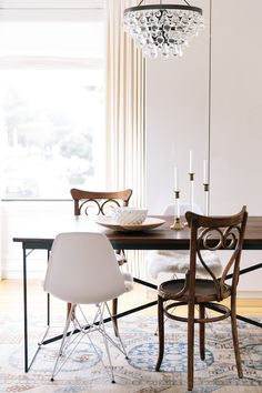 Caitlin Flemming Design - Dining Room | Photo by Bess Friday
