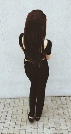 #brunette #model #hair #sitemodel #girl #fashion #ootd #luxury #summer #longhair