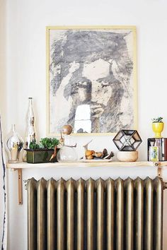 Rad Radiator - 30 Small-Space Hacks You've Never Seen Before - Photos