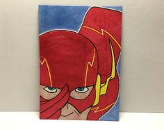 The Flash Sketch Card