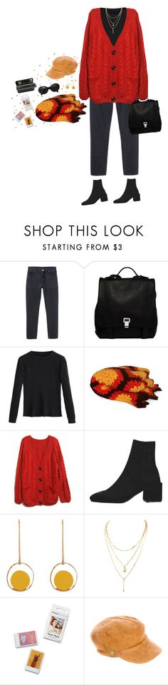 """""""#51Z Vintage"""" by lsaroskyl ❤ liked on Polyvore featuring Monki, Proenza Schouler, Mark & Graham, UGG, Polaroid and vintage"""