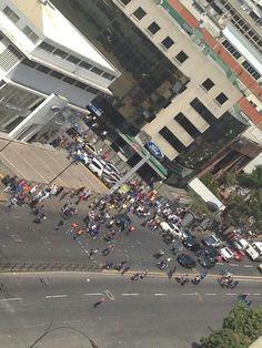 "Colectivos de la ""Paz""  #SOS #VENEZUELA #PrayForVenezuela #NoMoreDeadStudents #Goverment #Blackout #help #students #violence #Resistance"