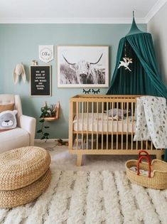 We have found these Interior Ideas for Baby Boy Rooms for you if you are getting ready to decorate your nursery for the newborn baby. The idea of the room is to provide the space necessary for a ne…