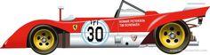 Le Mans, Sport Cars, Race Cars, Endurance, Automotive Art, Vintage Racing, Garages, Car Car, Courses