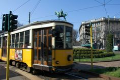 Le tram Milan, Vehicles, Rolling Stock, Vehicle, Tools