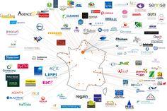 Carte de France Communauté 97 -140728CL