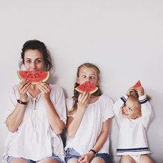 Watermelon clan.