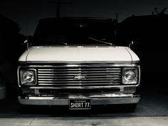 Minivan Camping, Cool Vans, Custom Vans, Kustom, Van Life, Chevrolet, Chevy Vans, Ford, 1970s