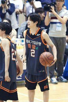 [HQ] 150718 Jaehyun🍑 at Basketball All Star