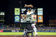 I was supposed to be there.  :(  Chipper Jones Number Retirement Ceremony at Turner Field on June 28, 2013.