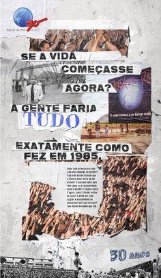Rock in Rio 30 anos | Clube de Criação