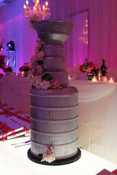 Most Elegant Wedding Cake Ever My Perfect Dream Our