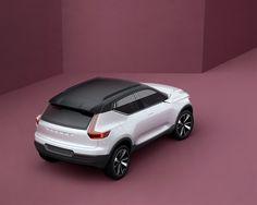 Volvo Concept 40.1 rear quarter high